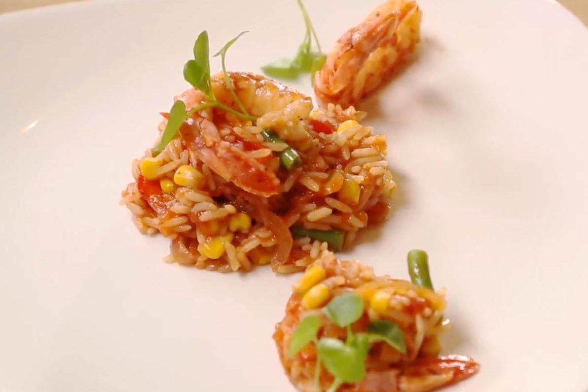 AOAP Jollof Rice