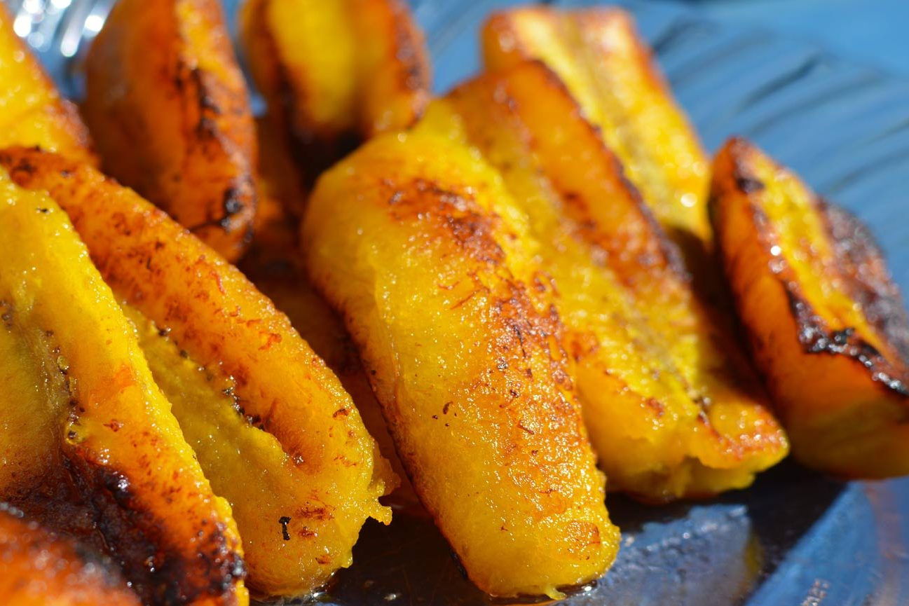 Kelewele Ghana Spicy Fried Plantains