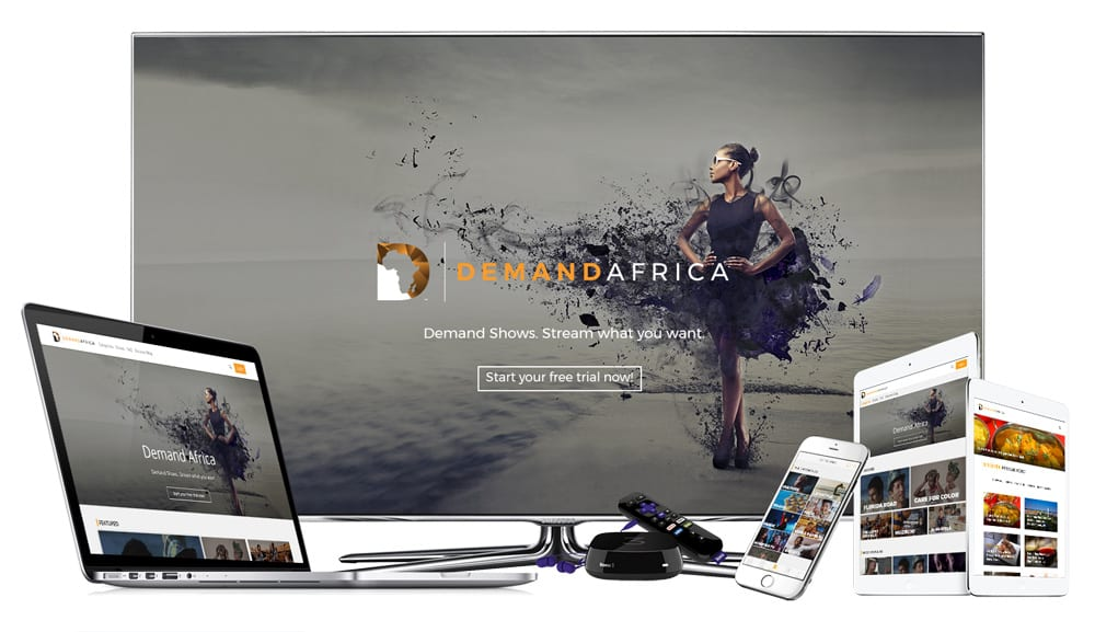 Demand Africa Devices web