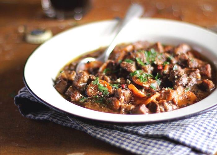 Ethiopian Beef Stew