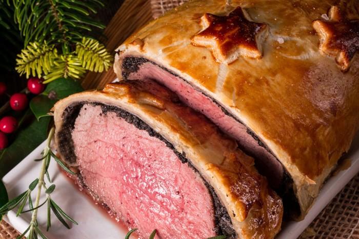 Festive Beef Wellington