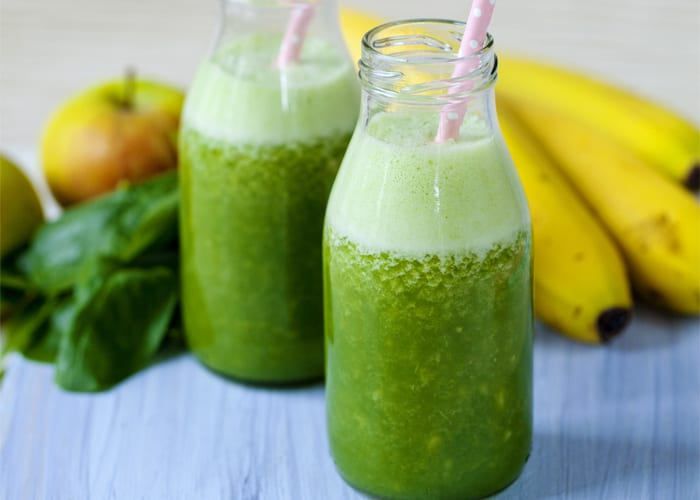 Festive season detox smoothie