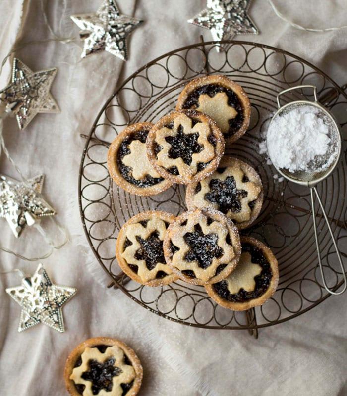 Gluten free Christmas Mince Pies