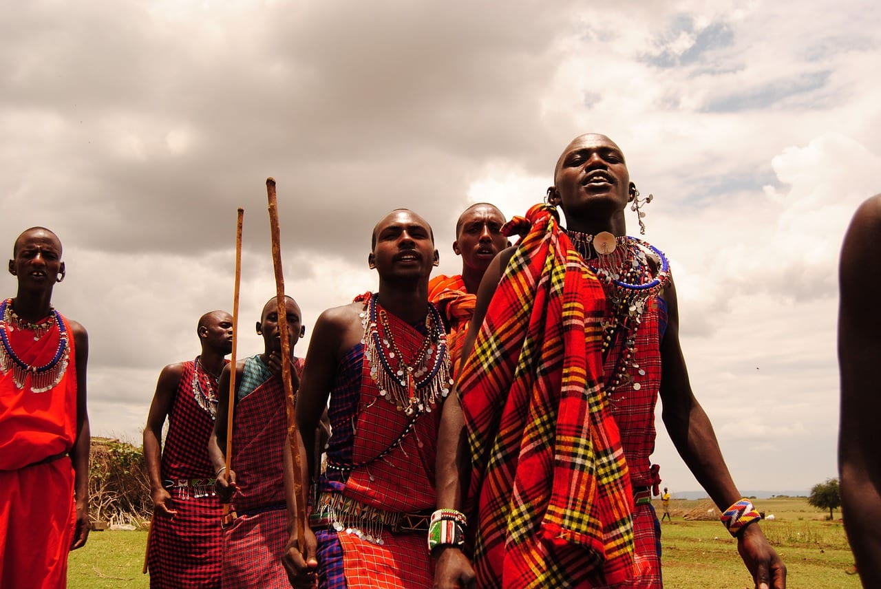 Kenya Travel masai