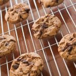 Low Carb Choc Chip Cookies