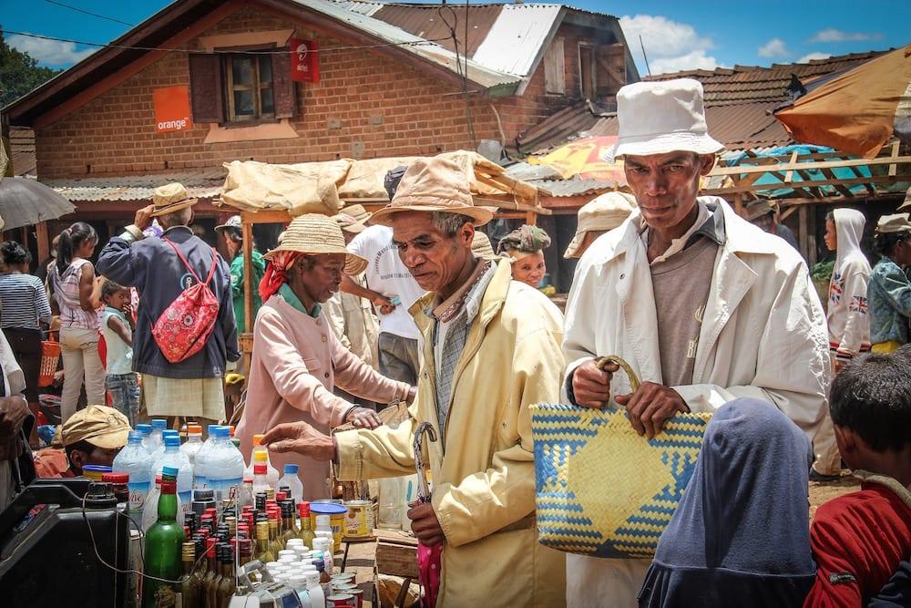 Madagascar Market