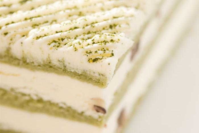 Matcha Ice Cream Sandwich