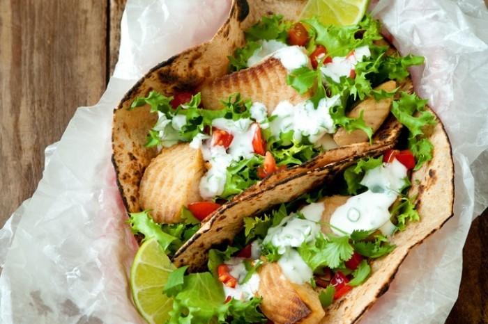 Mexican Fish Tacos 700x562