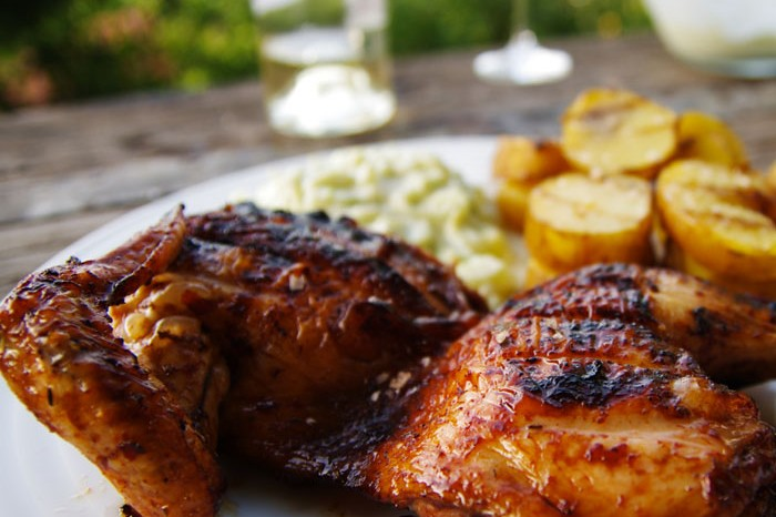 Smokey and Spicy Chicken Braai Rub