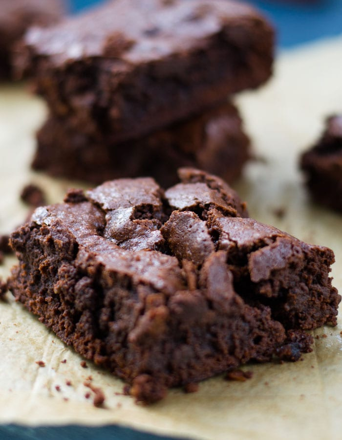 Sweet Potato Chocolate Brownies