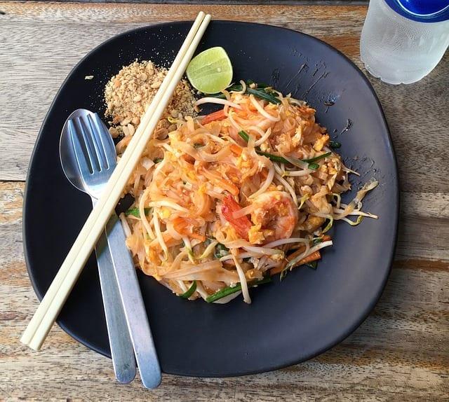 Top5EthNY Pad Thai