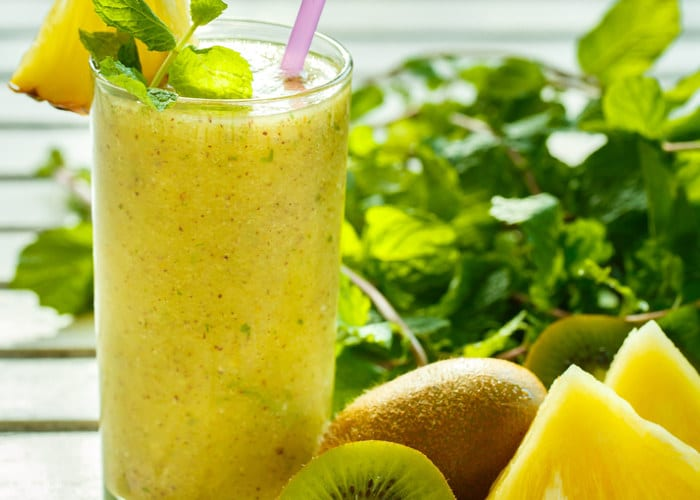 kiwi smoothie edit