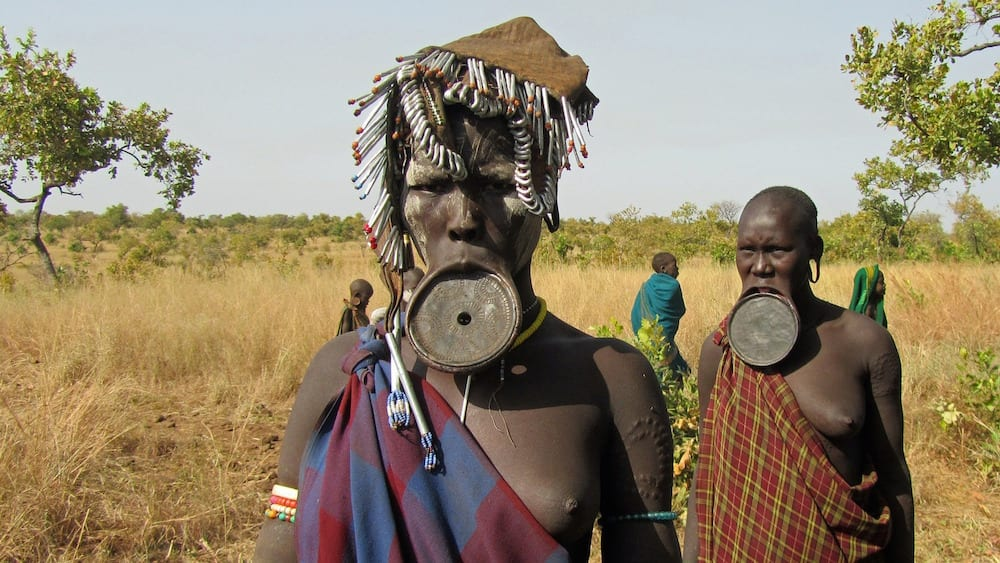African Bucket List mursi