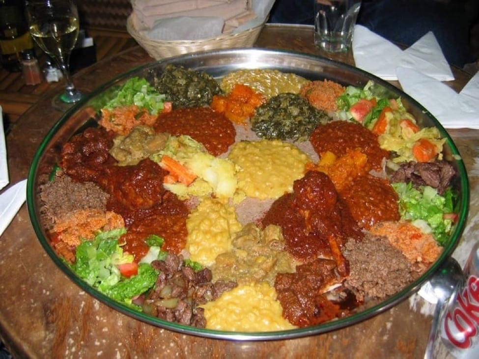 African Restaurants Los Angeles 1