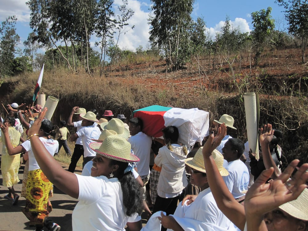 Madagascar Travel Dance