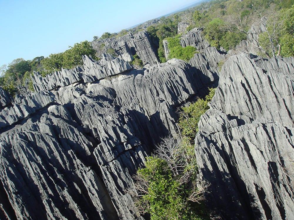 Madagascar Travel Tsingy