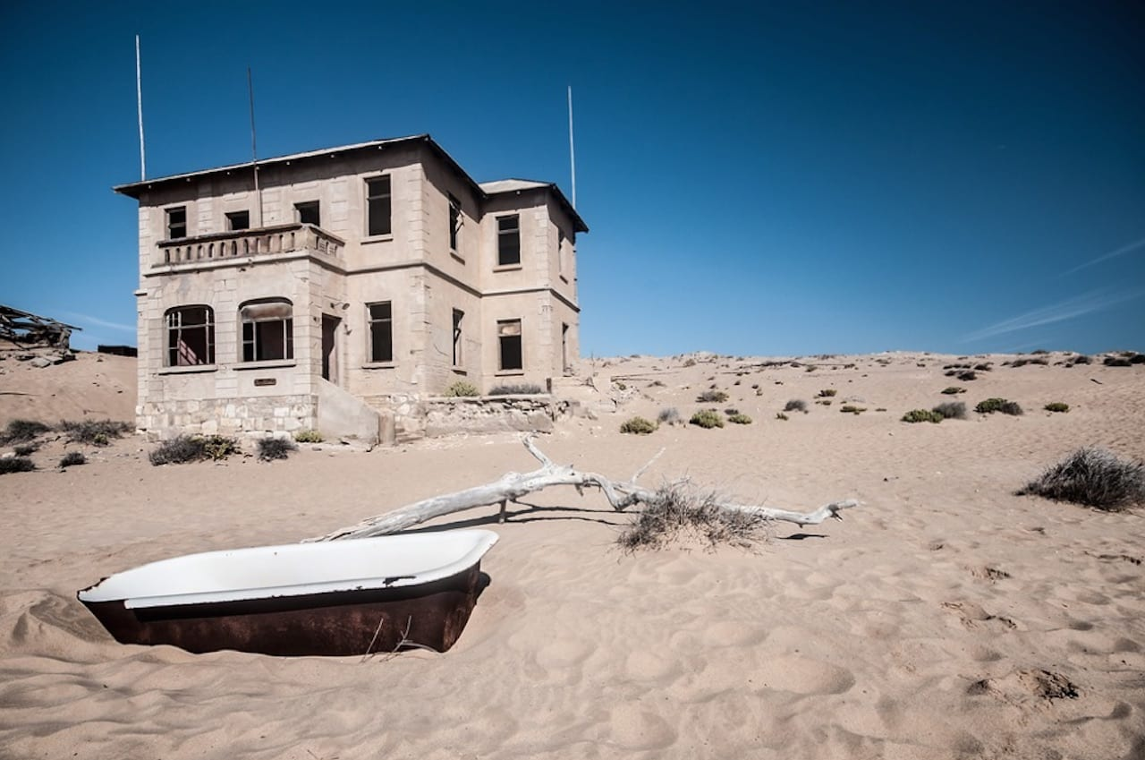 Namibia Travel Ghost Town