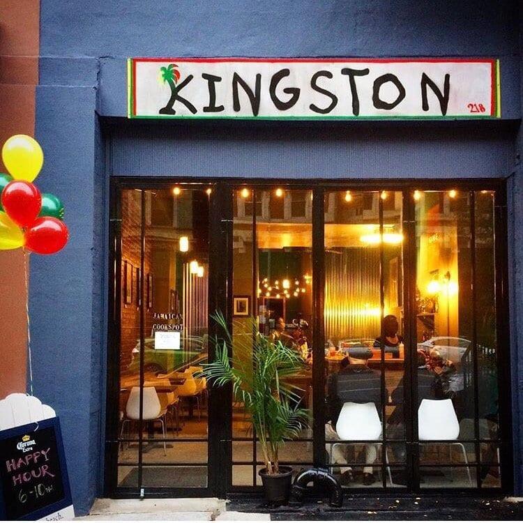New York Africa Restaurant Week kingston exterior