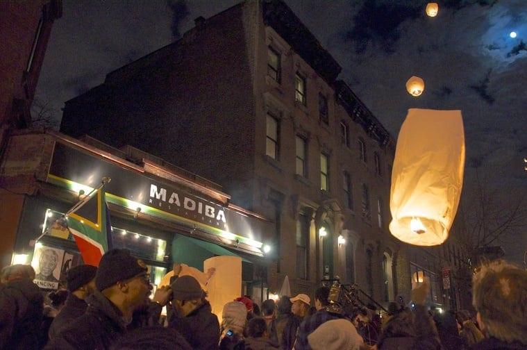 New York Africa Restaurant Week madibaexterior