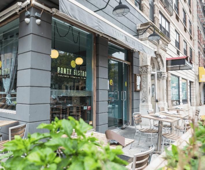 New York Africa Restaurant Week ponty bistro