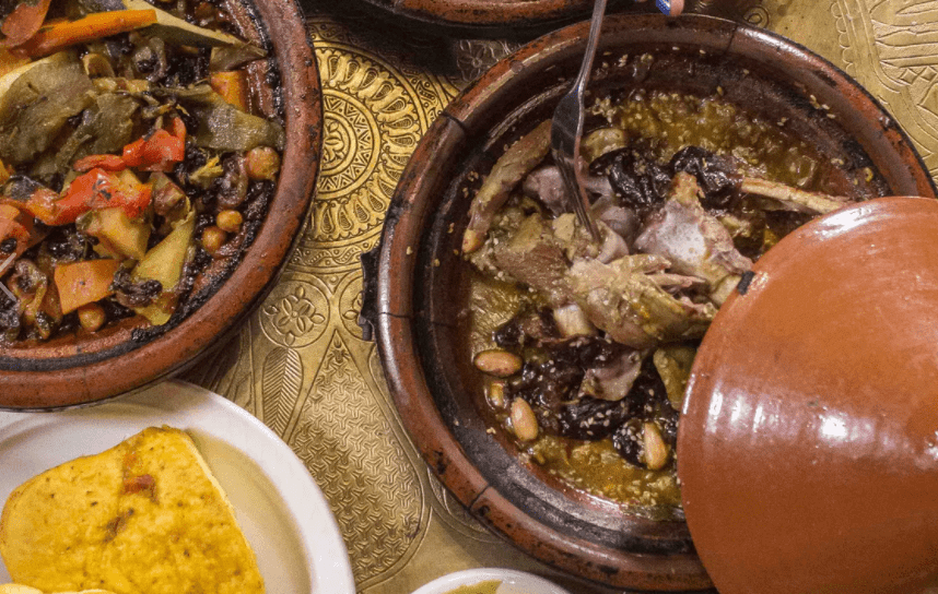 New York Africa Restaurant Week tagine pots