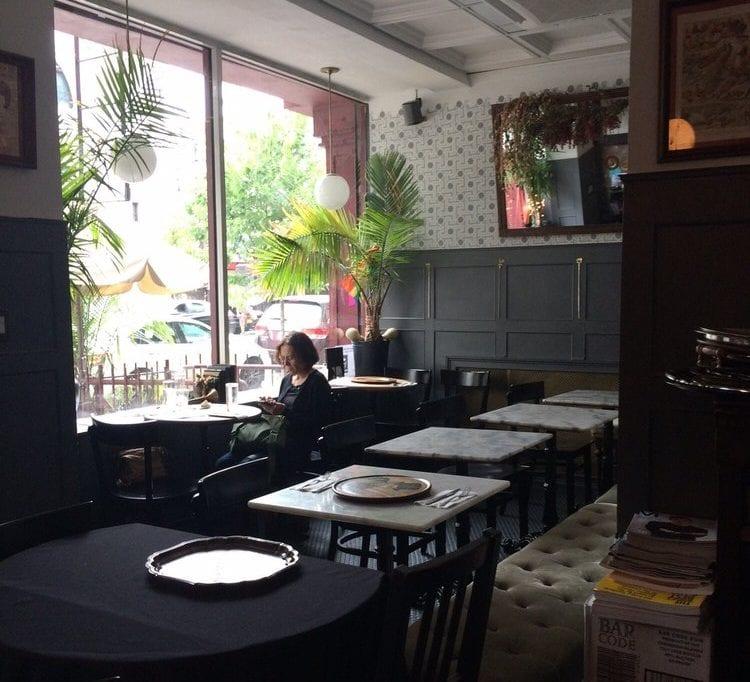 New York Africa Restaurant Week tapas bar interior e1507072586982