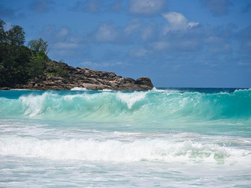 Seychelles mahe anse intendance