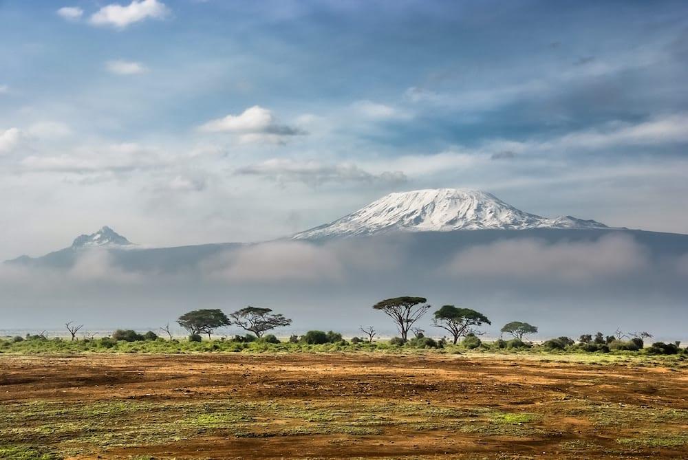 Tanzania Landmarks Mount Kilimanjaro
