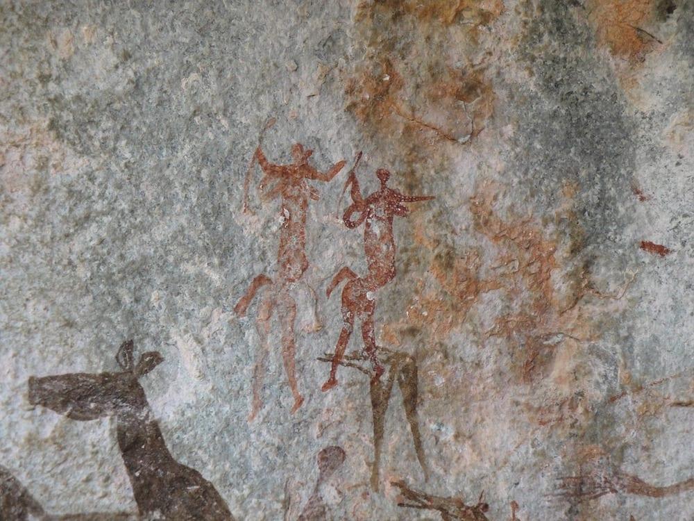 safari rock art