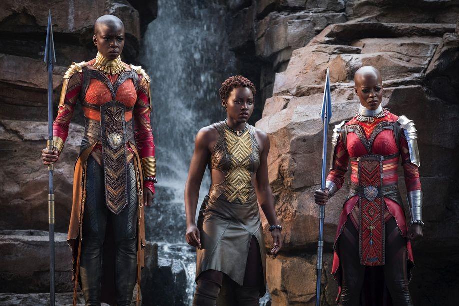 Black Panther Dora Milaje Nnedi Okorafor