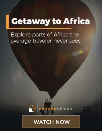 Getaway to Africa 327x420