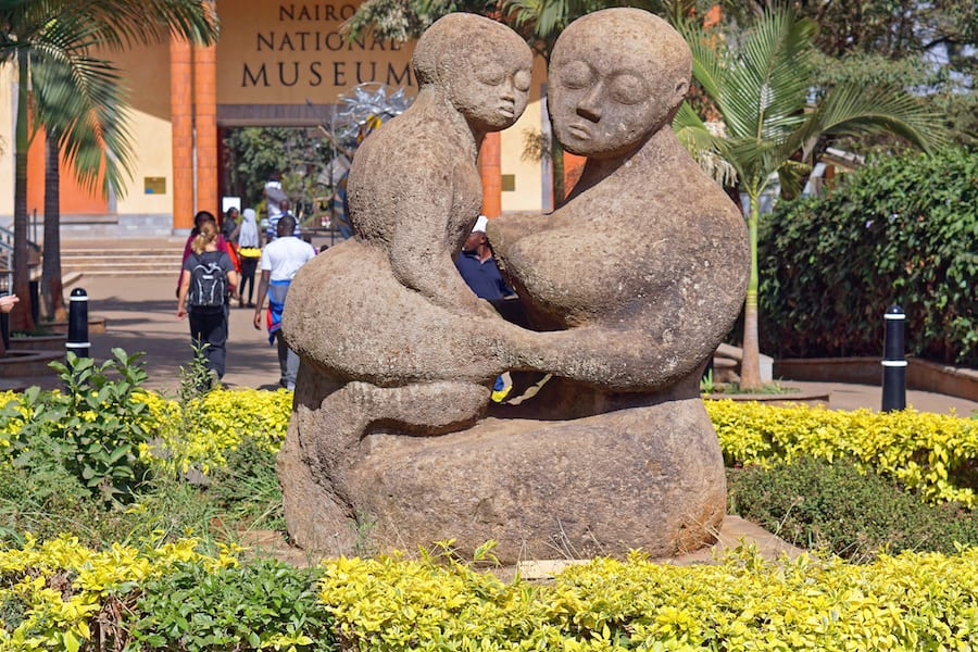Nairobi National Museum Landmarks of Kenya
