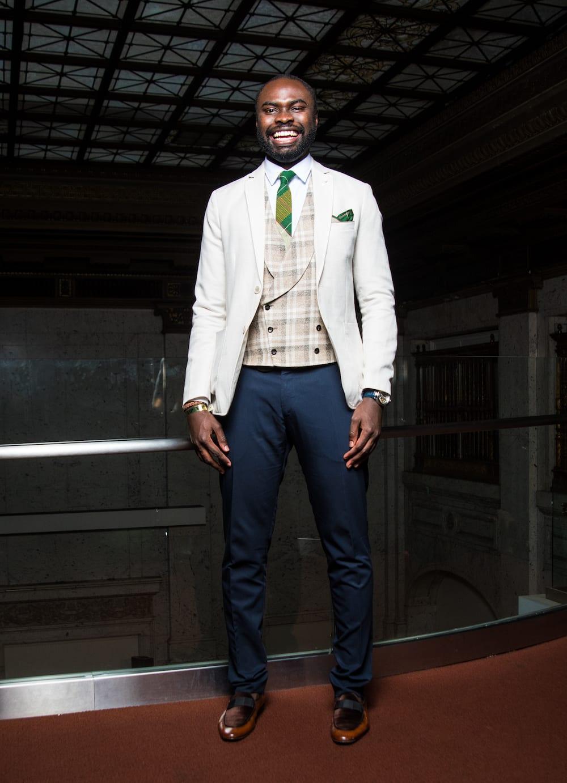 AfroBall Ade Best Look