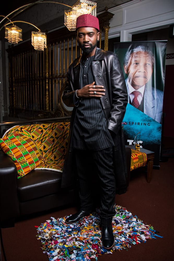 AfroBall Uzo Best Look