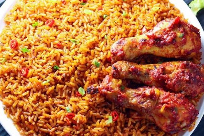 Nigerian jollof