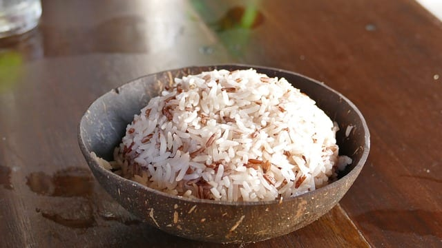 Coconut Rice Dishes