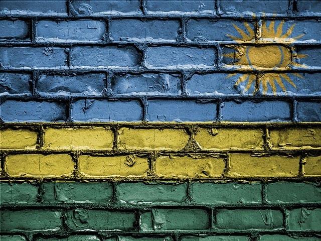 Rwanda Travel Guide flag