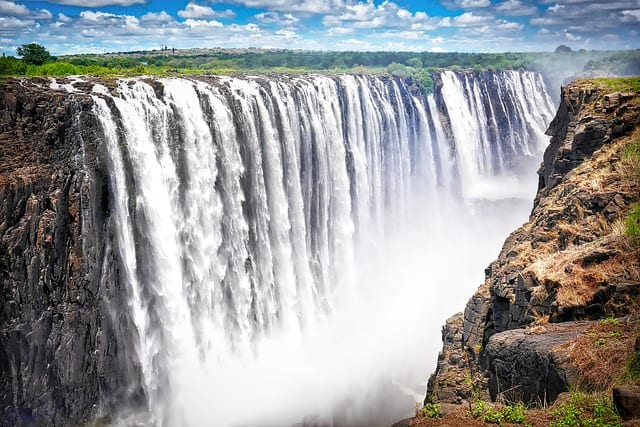 Visit to Africa Victoria Falls