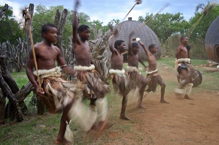 Zulu Culture zulu youths