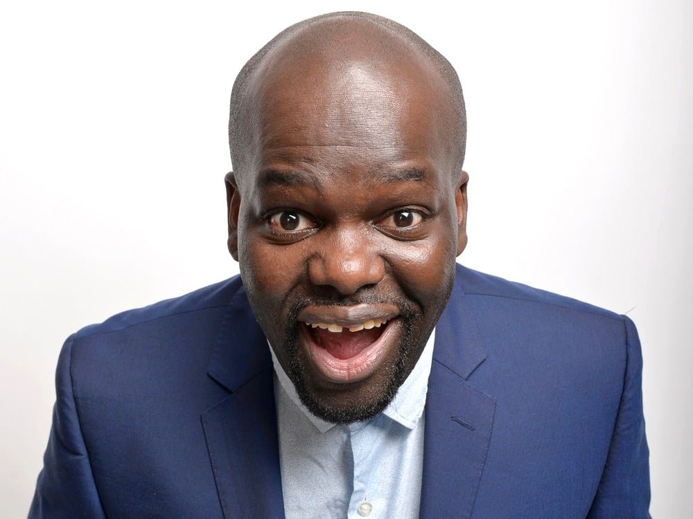African Comedians Daliso chaponda