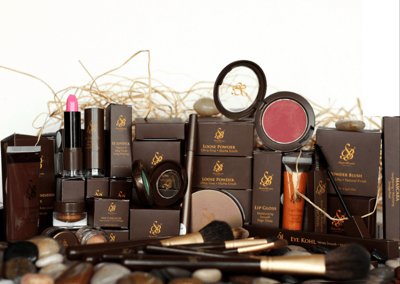 African cosmetic brands suzy