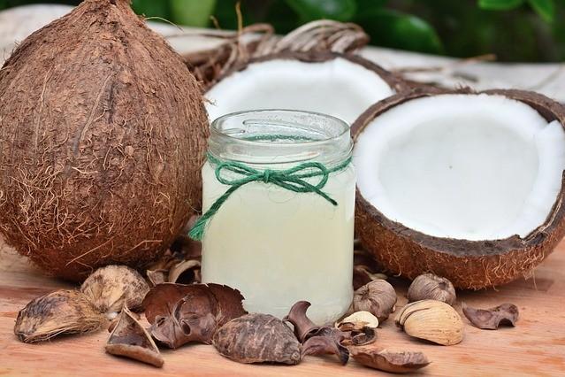 Natural Oil coconut oil