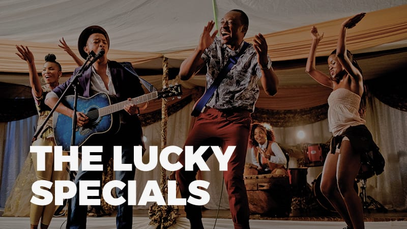 The Lucky Specials Title 800 450