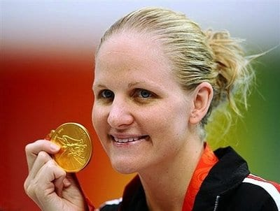 African Sportsmen Kirsty leigh coventry