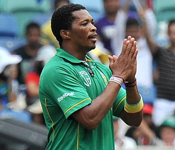 African Sportsmen Makhaya Ntini