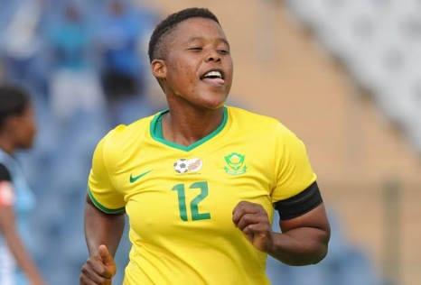 African Sportsmen Portia modise