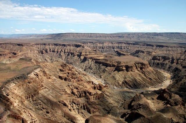 Namibia Travel Guide canyon