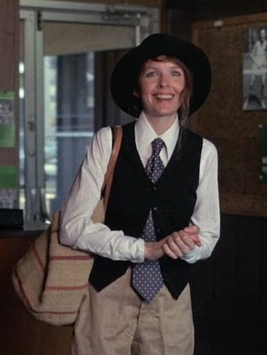 Reimagining Movie Icons Vanichi Keaton as Annie Hall2 e1539112566430