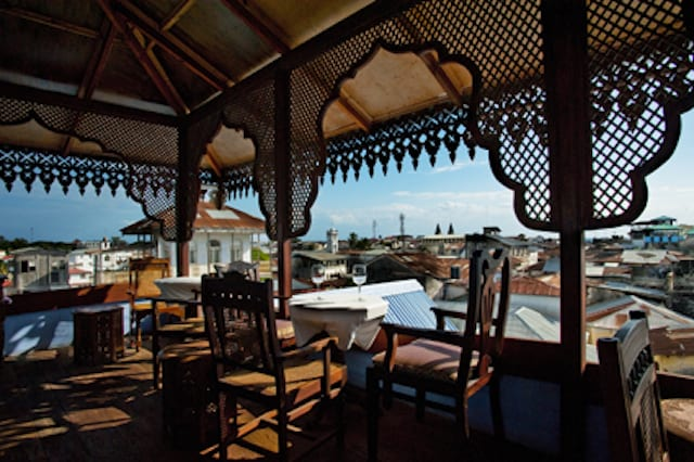 Stone Town Zanzibar Emerson Tea House