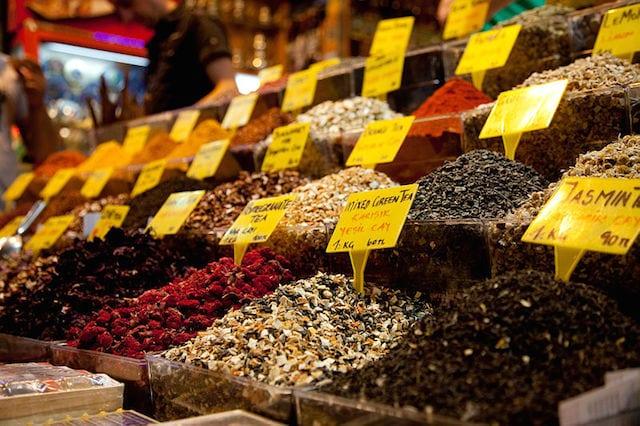 Stone Town Zanzibar spices
